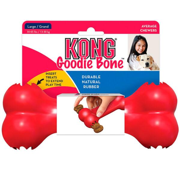 kong bone rojo